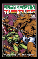 Teenage Mutant Ninja Turtles Color Classics #6